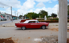 Arrived in Morón for the day (pathological) Tags: cuba iberostar daiquiri resort vacation cayo coco guillermo moron ford fairlane 500