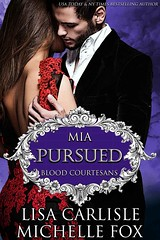 Pursued (CoverReveals) Tags: paranormal romance vampires