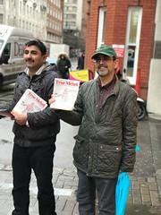 Distribution of The True Mehdi Magazine, Pakistan High Commission and Embassy, London, England 4 (Mehdi/Messiah Foundation International) Tags: pakistan london england muslim islam imam mehdi