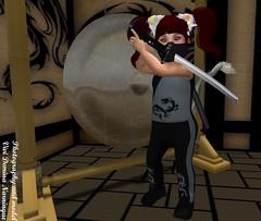 Ninja (vividemina) Tags: armand