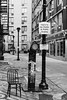 open to the public (gchan620) Tags: blackandwhite alleys alleyways city nyc new york dogwood2017