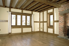 Venables project, Armitage House (VenablesOak) Tags: armitagehousevenables windows oak oakframe flooring venables traditional wooden joinery country heritage history tudor timbered
