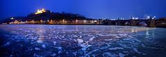 Frozen River Main (mattrkeyworth) Tags: würzburg ice frozen rivermain winter castle germany ilce7r2 sonya7rii batis18 batis18mm batis2818