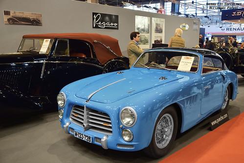 Pegaso Z-102 Berlinetta Enasa
