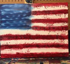 America #oil #color #paint #artworks #jestergraphix #america #flag #godblessamerica #jersey #patriotic (jestergraphix) Tags: ifttt instagram america oil color paint artworks jestergraphix flag godblessamerica jersey patriotic