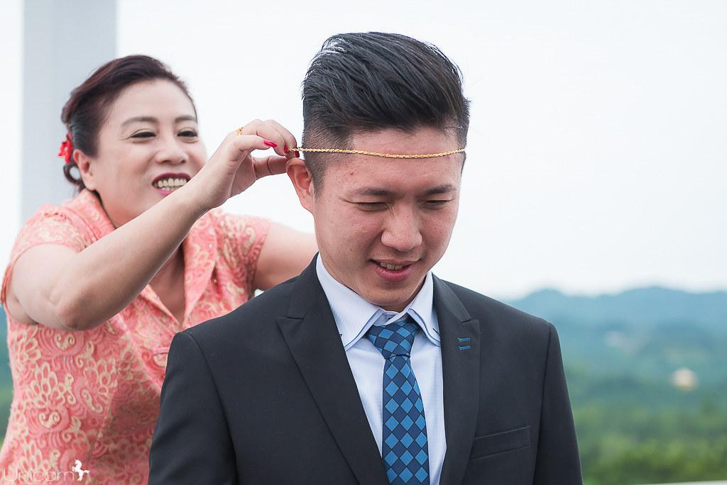 《婚攝阿信》曜旗 & 明婕 / 心之芳庭