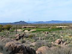 Troon North Pinnacle #6 par 3 390 (tewiespix) Tags: troonnorth golfcourse golf pinnacle phoenix scottsdale arizona
