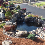 "Beautiful Water Feature by Greenhaven Landscapes <a style=""margin-left:10px; font-size:0.8em;"" href=""http://www.flickr.com/photos/117326093@N05/18319650442/"" target=""_blank"">@flickr</a>"