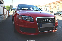 """The Devil!! (DimitriAlbert ph"""" Auto"""" Graphy) Tags: red cars car sport by rouge nikon voiture da devil audi b7 supercar rs4 the carmaux sportive hypercar worldcars rs4b7 phautography d3100"""