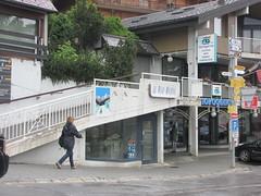 Space Invader ANZR_03 (tofz4u) Tags: street people streetart sign shop tile schweiz switzerland suisse mosaic spaceinvader spaceinvaders boutique invader svizzera rue panneau anzere enseigne mosaque artderue anzre anzr03