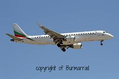 LZ-VAR LMML 11-06-2015 (Burmarrad (Mark) Camenzuli) Tags: cn aircraft air bulgaria airline registration embraer lmml 190100igw lzvar 19000496 11062015