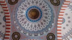 ... (essam_haffar) Tags: history colors architecture turkey lights pray istanbul mosque ottomans constantinople camii historicalplaces konstantinopolis