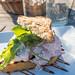 Sandwich in the sun
