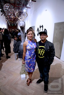 The Midway Gallery Grand Opening: ODDITIES |  © Dig In Magazine/Cindy Maram
