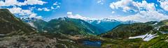 Grimselpass III (Greg @ Montreal) Tags: panorama mountain mountains alps montagne alpes landscape switzerland suisse wallis valais montagnes assembled grimsel grimselpass exterieur