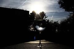 Splash (Circ Grand) Tags: blue sky sun game water canon vintage outside soleil lemon eau bleu ciel splash extrieur citron jeu