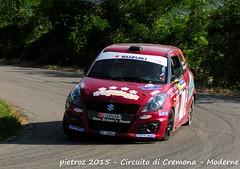 206-DSC_6438 - Suzuki Swift - R1B - Rao Gianluca-Zeppegno Christian - New Driver's Team (pietroz) Tags: photo nikon foto photos rally fotos di pietro circuito cremona zoccola pietroz d300s