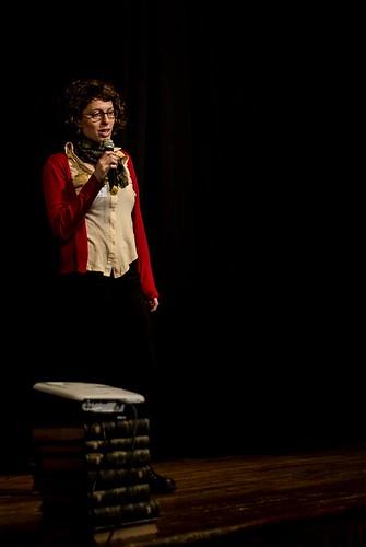 Laura Zaslavsky (Actividades TEDxSanIsidro) - Presentadora