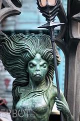 Mermaid Fountain (Epbot) Tags: harrypotter universal hogsmeade diagonalley wizardingworld