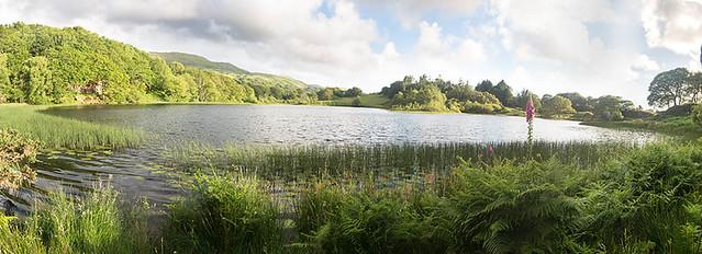 Llyn Tecwyn Panorama