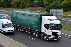 WS Transportation 6X241 PX13 CXN A1 Washington Services 23/7/15 (CraigPatrick24) Tags: road truck washington cab transport lorry delivery vehicle a1 trailer scania logistics ws stobart chipliner curtainsider scaniar440 washingtonservices wstransportation curtainsidedchipliner 6x241 px13cxn a1washington a1washingtonservices
