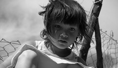 portrait (krøllx) Tags: portrait people blackandwhite bw white black monochrome child 1505231002