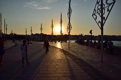 20150806_191515DSC_0866_01 (giasti01) Tags: silhouette tramonto mare otranto lungomare salento gianni giancarlo turisti sera città crepuscolo sticchi