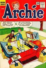 Archie 135 (Film Snob) Tags: comic archie sexy betty veronica