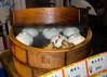 Cuisson vapeur (patoche21) Tags: japon voyages yokohama cuisine platdecuisine japan food cook cuisinevapeur steamcooking cooking patrickbouchenard beignet donut