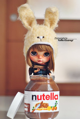 """Do you want a little Nutella?"""