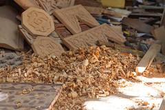 Wood Shavings (Zlatko Unger) Tags: fez fes morocco fès medina tour el bali feselbali