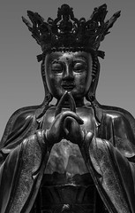 Vairocana Budda (ROHphotos.) Tags: northchina mingdynasty rom toronto bronze statue budda ontario museum