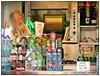 L1070810 (Rio_No) Tags: czech prague foodstall streetphotography sidewalk leica digilux2 colddrinks hotdog