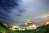 琉璃星夢 (湯小米) Tags: 1dx canon cloud fisheye mtali night nightimage tokina1017fisheye 嘉義 夜晚 夜景 夜色 琉璃光 石棹 阿里山 雲海 頂石棹 魚眼鏡 taiwan 流雲