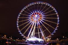 Paris Janvier 2017 - 25 la Grande Roue Place de la Concorde (paspog) Tags: paris france janvier januar january 2017 placedelaconcorde nuit night nacht granderoue