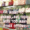 I Meant to Behave... (teresue) Tags: 2013 words quotes quotation cathkidston handbag purse