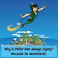Peter Pan - Webcomic about web developers, programmers and browsers (browserling) Tags: cartoon comic webcomic joke browser browserling crossbrowsertesting webdeveloper webdesigner webprogrammer peterpan neverland fly flying ship island tink tinkerbell webdev developer designer programmer geek nerd internet web cartoons comics webcomics jokes browsers webdevelopers webdesigners webprogrammers webdevelopment developers development designers programmers geeks nerds internets webs webjoke internetjoke browserjoke