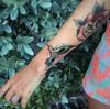 Hummingbird tattoo o (TattooForAWeek) Tags: hummingbird tattoo o tattooforaweek temporary tattoos wicker furniture paradise outdoor