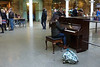 Piano on Concourse of St Pancras Station (alison's daily photo) Tags: piano concourse stpancras station london 45 amusicalinstrument