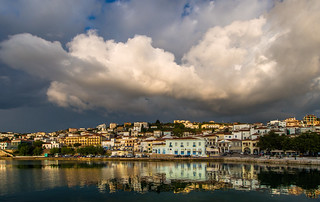 Clouds over Pylos