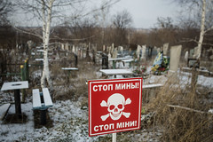 VLS_9487 copy (UNDP in Ukraine) Tags: donbas donetskregion easternukraine conflictaffectedarea commuities ukraine undpukraine mines security landmines
