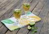 Té verde con menta y limón (Ivannia E) Tags: greentea teverde icetea teatime tea onthetable lemon mint té téverde beverage bebida foodphotography healthtyfood estilodevidasaludable