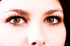 In your eyes #2 (L.Amelie Photography (Fr)) Tags: green eyes macro cils face tête beautiful canon 6d 28300mm tamron