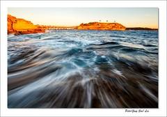 Sea of echo (jongsoolee5610) Tags: seascape laperouse sydney australia bareisland sydneyseascape wave flickruniteaward