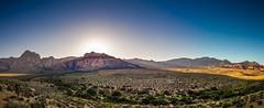 Red Rock Canyon sunset (LenzFreak) Tags: nature canon landscape lasvegas nevada canyon redrock 6d teamcanon