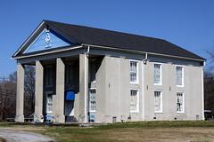 Sam Houston Academy - Jasper, TN (SeeMidTN.com (aka Brent)) Tags: jasper tn tennessee civilwar academy masoniclodge greekrevival marioncounty bmok bmok2 samhoustonacademy