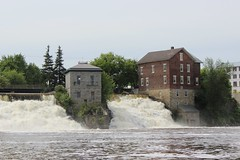 Otter Creek Falls in Vergennes, VT (pegase1972) Tags: usa us vermont unitedstates newengland falls vt tatsunis