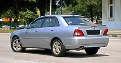 2004 Proton Waja 1.6 AT (ENH) in Ipoh, MY (16, Exterior) (Aero7MY) Tags: 2004 car sedan malaysia 16 saloon ipoh enhanced proton enh waja 16l 4door impian at 4g18