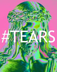 """""""TEARS"""" (www.facebook.com/ecastilloart) Tags: gay white abstract collage illustration analog magazine painting design photo experimental arte graphic amor background text revista border surreal lgbt porn font data tangle glitch avantgarde bending scotus glitchart databending"""