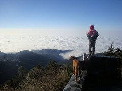viewpoint in clouds